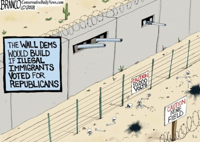 Dems Wall